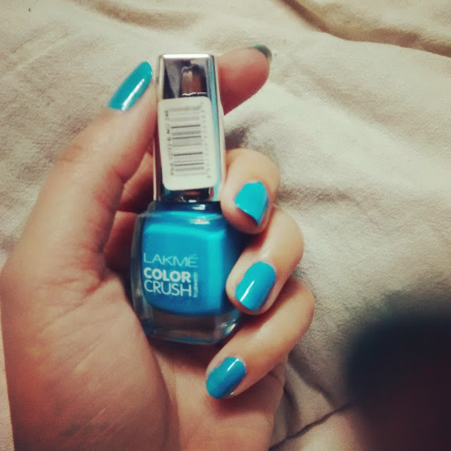 Lakme True Wear Color Crush pic 1-My favourite-By Samidha_Mathur