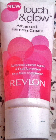 Revlon Touch And Glow Advanced Fairness Cream pic 2-Not For Dry Skin !!-By sindoori_jayaprakash