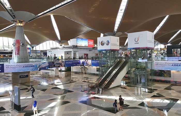 #3 – Kuala Lumpur International Airport, Malaysia