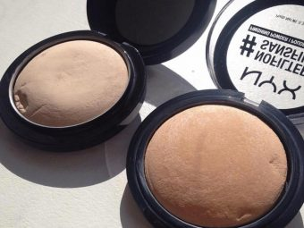 NYX Professional Makeup Nofilter Finishing Powder pic 1-A must have product in the makeup pouch !-By ranjani