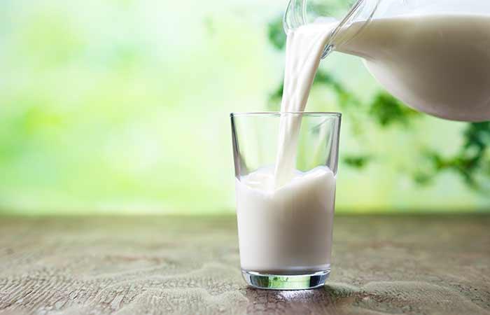 4. दूध