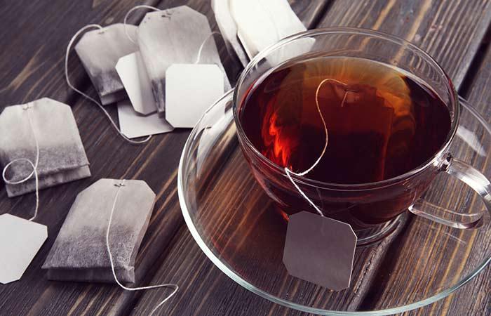 4. Black Tea Bags
