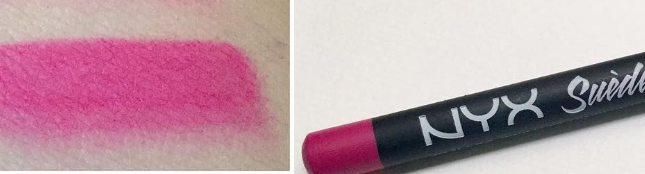 NYX Suede Matte Lip Liner -Great Product-By sapna_mundada