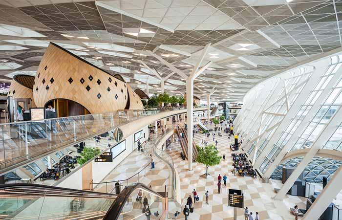 #6 – Baku Heydar Aliyev International Airport, Azerbaijan