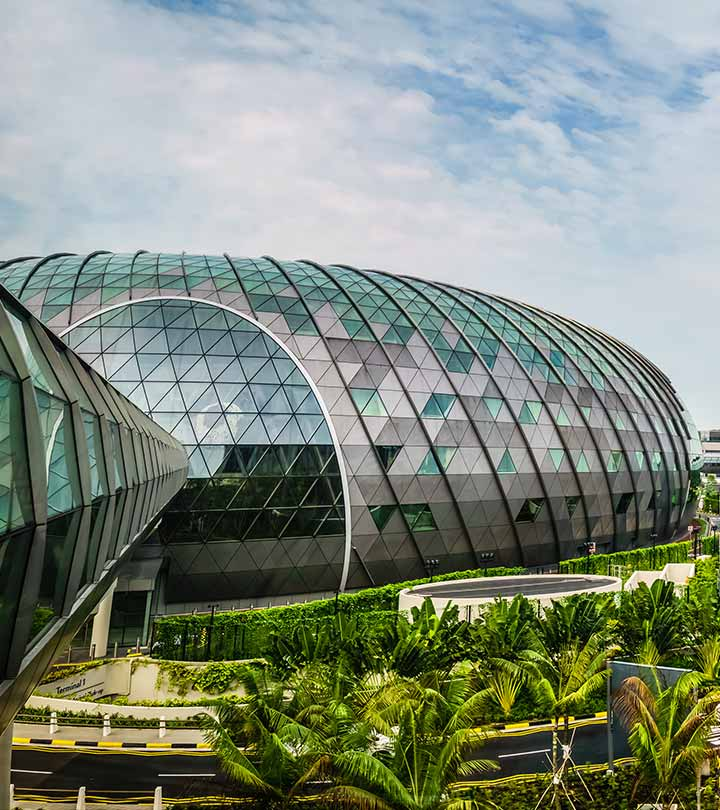 6 Asian Airports That Will Blow Your Mind