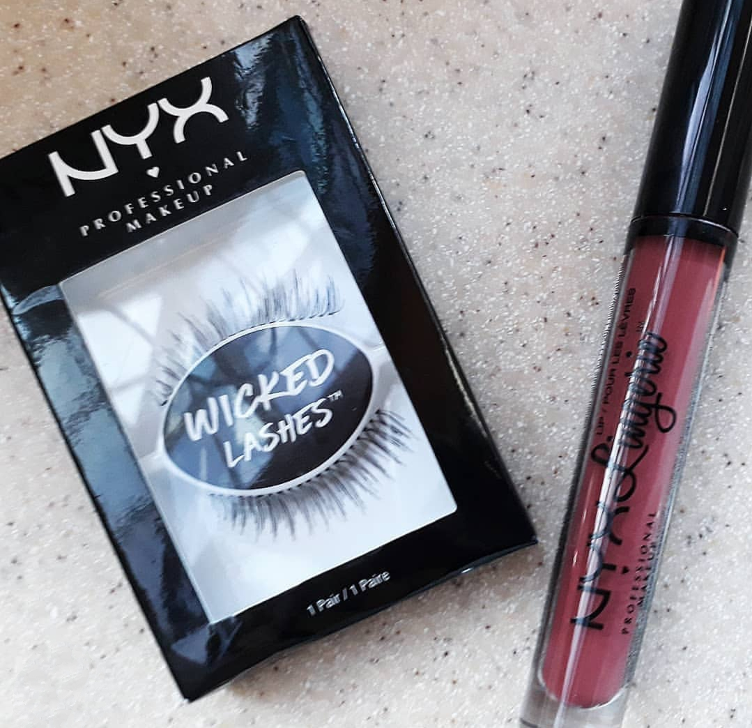 NYX Wicked Lashes-Easy to use !-By ranjani-1