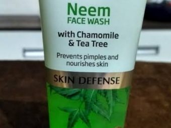 VLCC Neem Face Wash pic 1-Perfect for daily use-By ranjani
