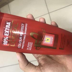 L'Oreal Paris Colour Protect Shampoo -Good !-By kiranbir_