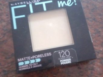 Maybelline Fit Me Matte And Poreless Powder -My favourite!-By kiranbir_