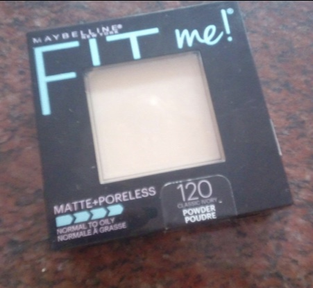 Maybelline Fit Me Matte And Poreless Powder-My favourite!-By kiranbir_