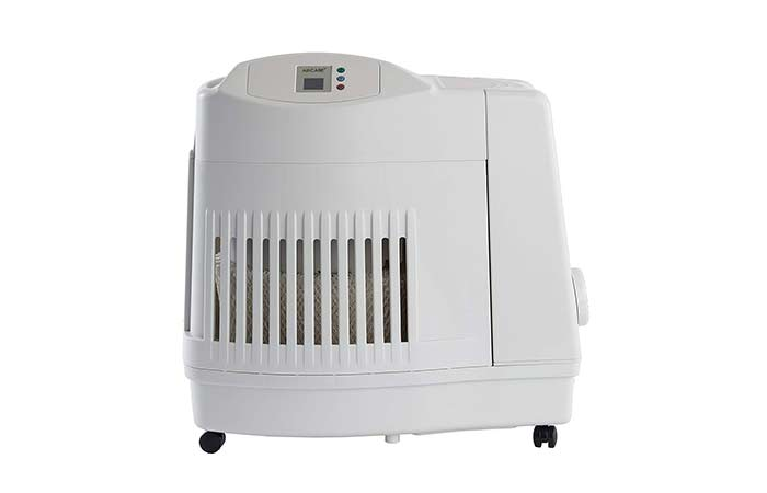 7. AIRCARE MA1201 Whole-House Console-Style Evaporative Humidifier