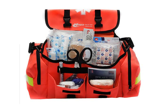 8. Best Kit For Natural Disasters MFASCO - First Aid Kit