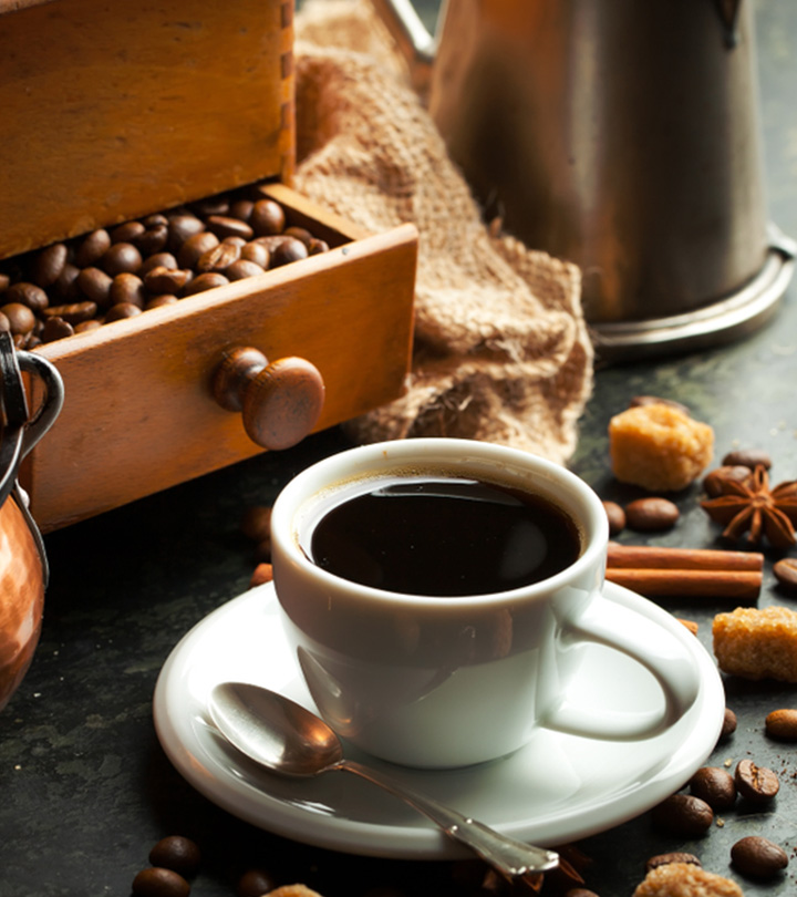 All About Black Coffee in Hindi