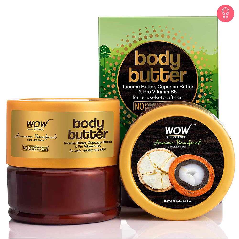 WOW Skin Science Amazon Rainforest Body Butter