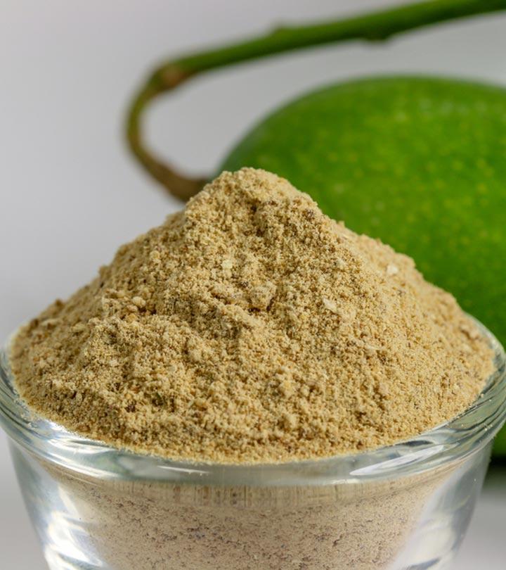 Amchur Mango Powder Benefits and Side Effects in Hindi