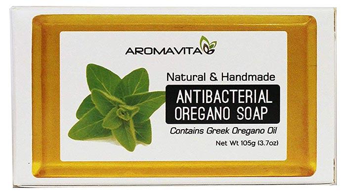 Aromavita Antibacterial Oregano Soap