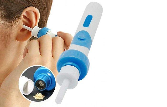 Asyy Electric Vacuum Ear Cleaner