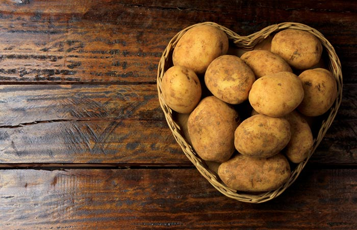 Benefits of Potato in Bengali