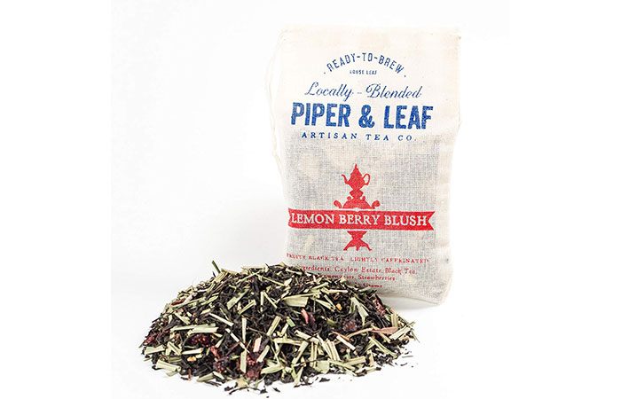 Berry Blush Loose Leaf Black Tea