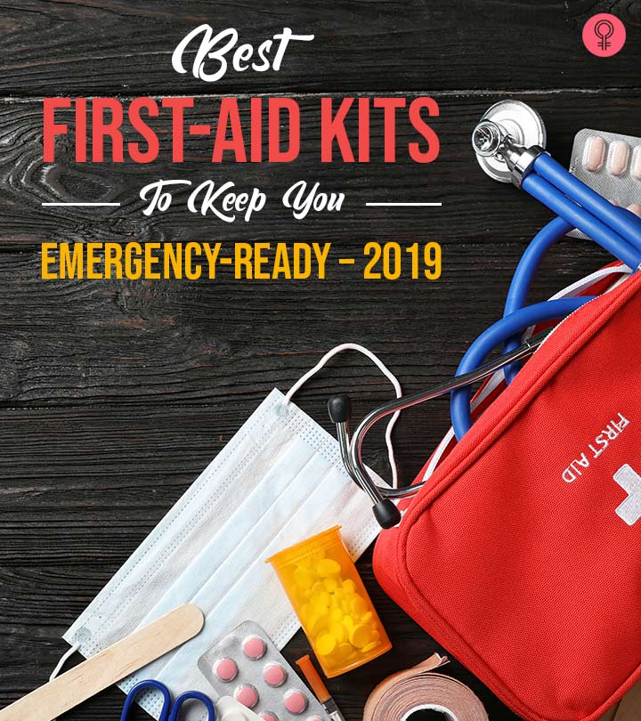 8 Best First-Aid Kits To Keep You Emergency-Ready – 2020