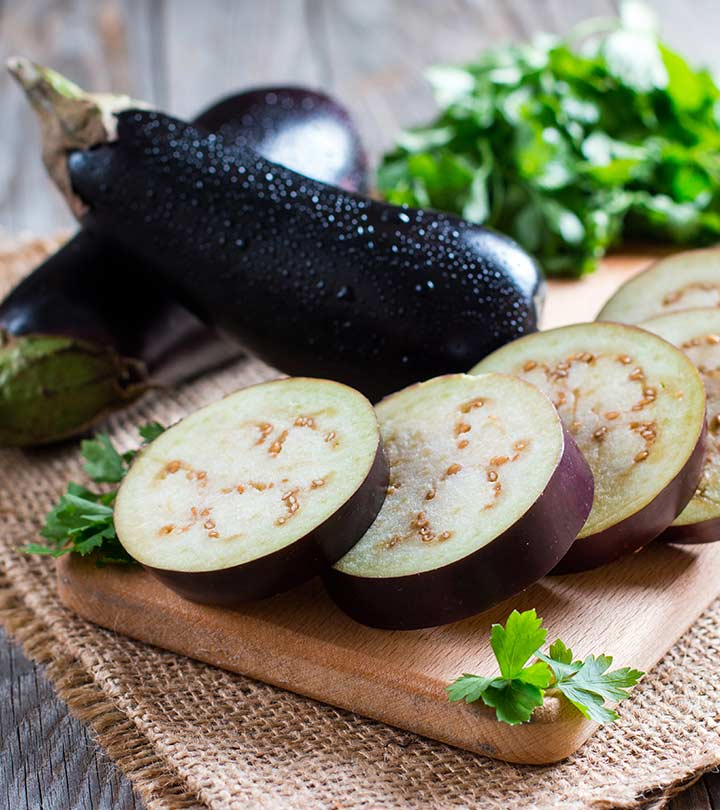 Brinjal(Eggplant) Benefits, Uses and Side Effects in Hindi