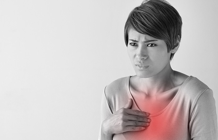 Chest pain relief