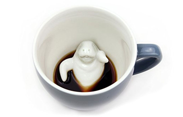 Creature Cups Manatee Cup