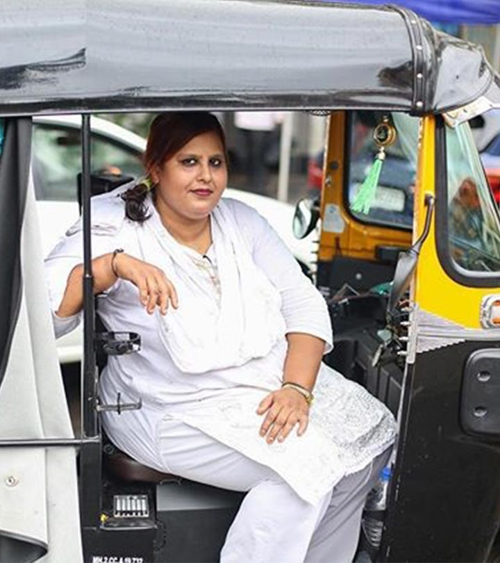 Dabangg Lady Auto Driver: This 'Dabangg' Lady Auto Driver's Story Of Compassion And Hard Work Will Warm Your Heart