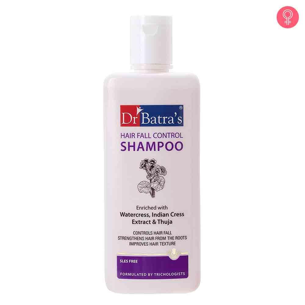 Dr. Batra's Hair Fall Control Shampoo