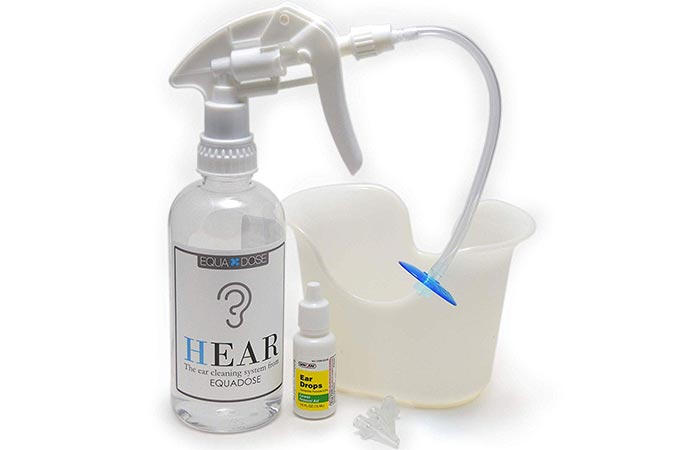 Equadose Hear Earwax Remover Kit