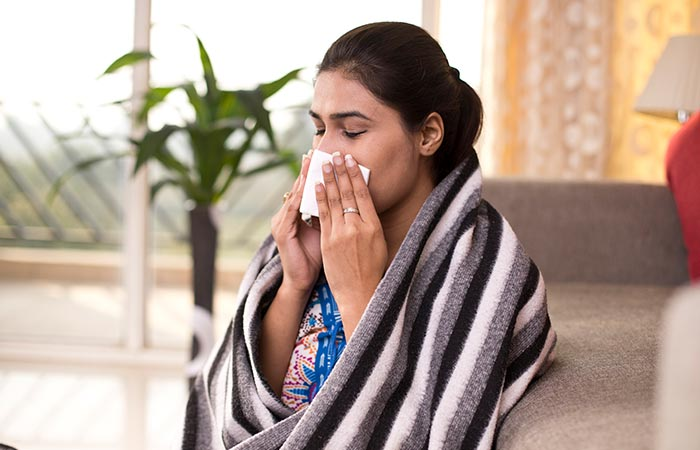 Fever and common cold