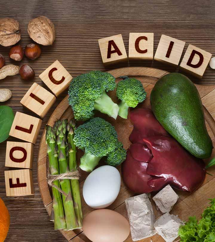 Folic Acid Benefits in Hindi