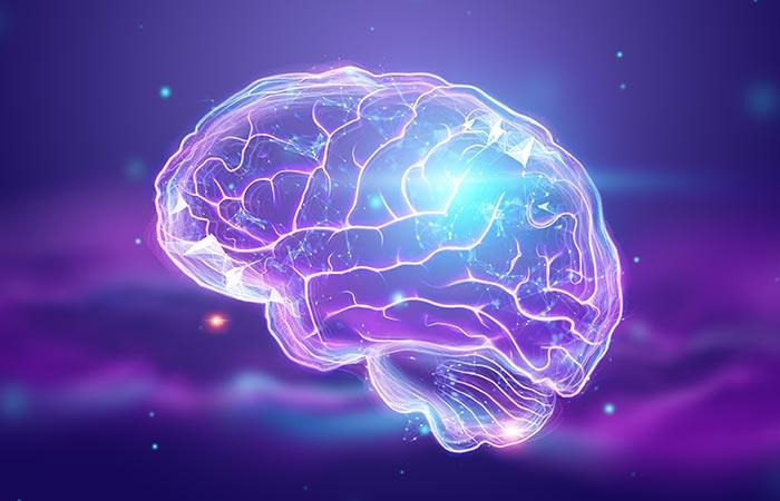 For brain development