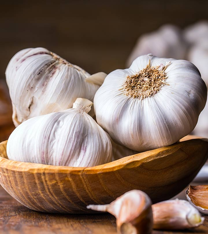 Garlic (Lahsun) Benefits and Side Effects in Bengali