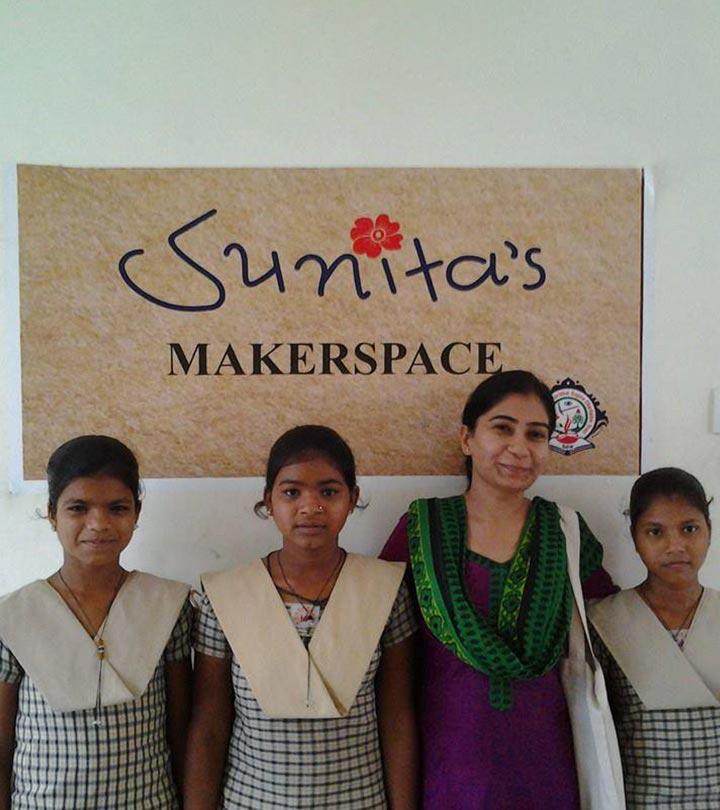 Gujarat Lady Leaves Job, Turns 5000+ Tribal Women Into Empowered Entrepreneurs!