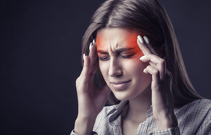 Helpful in treating headaches