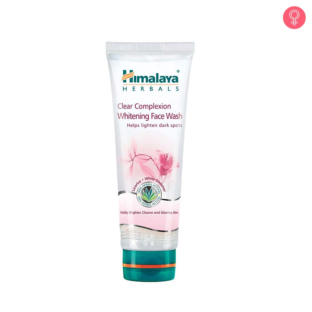 Himalaya Clear Complexion Whitening Face Wash