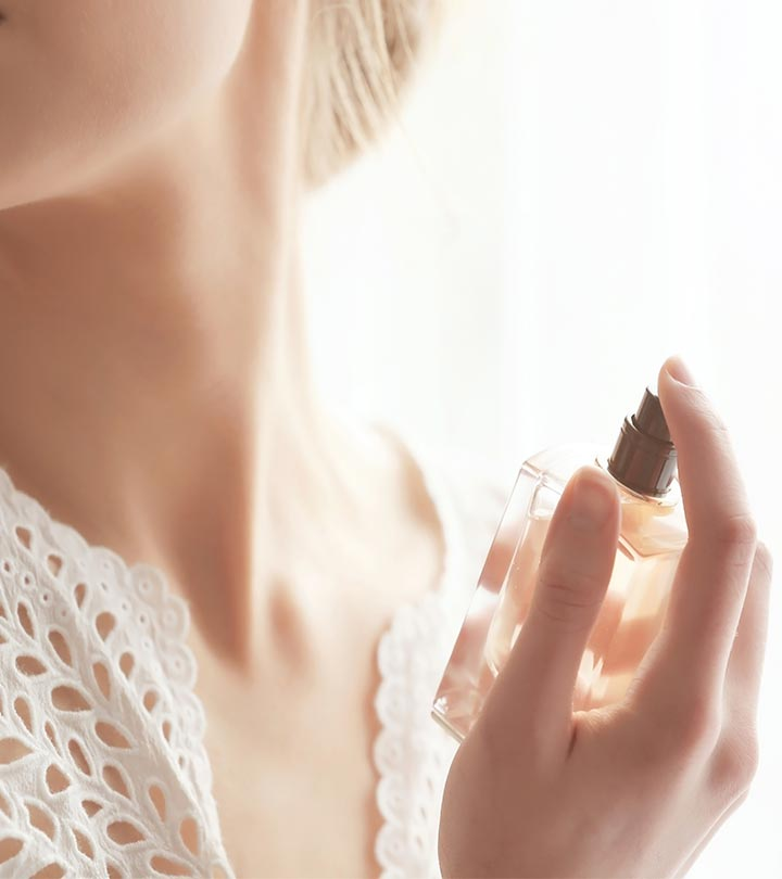 How To Apply Perfume The Right Way