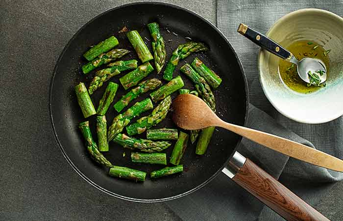 How to Use Asparagus in Hindi