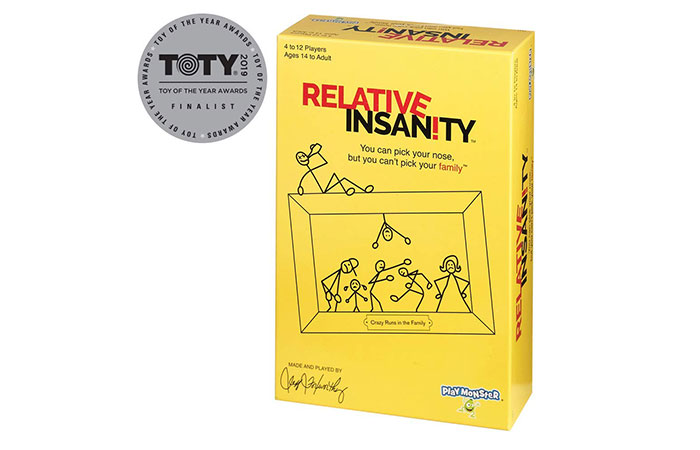 Insanity Party Game