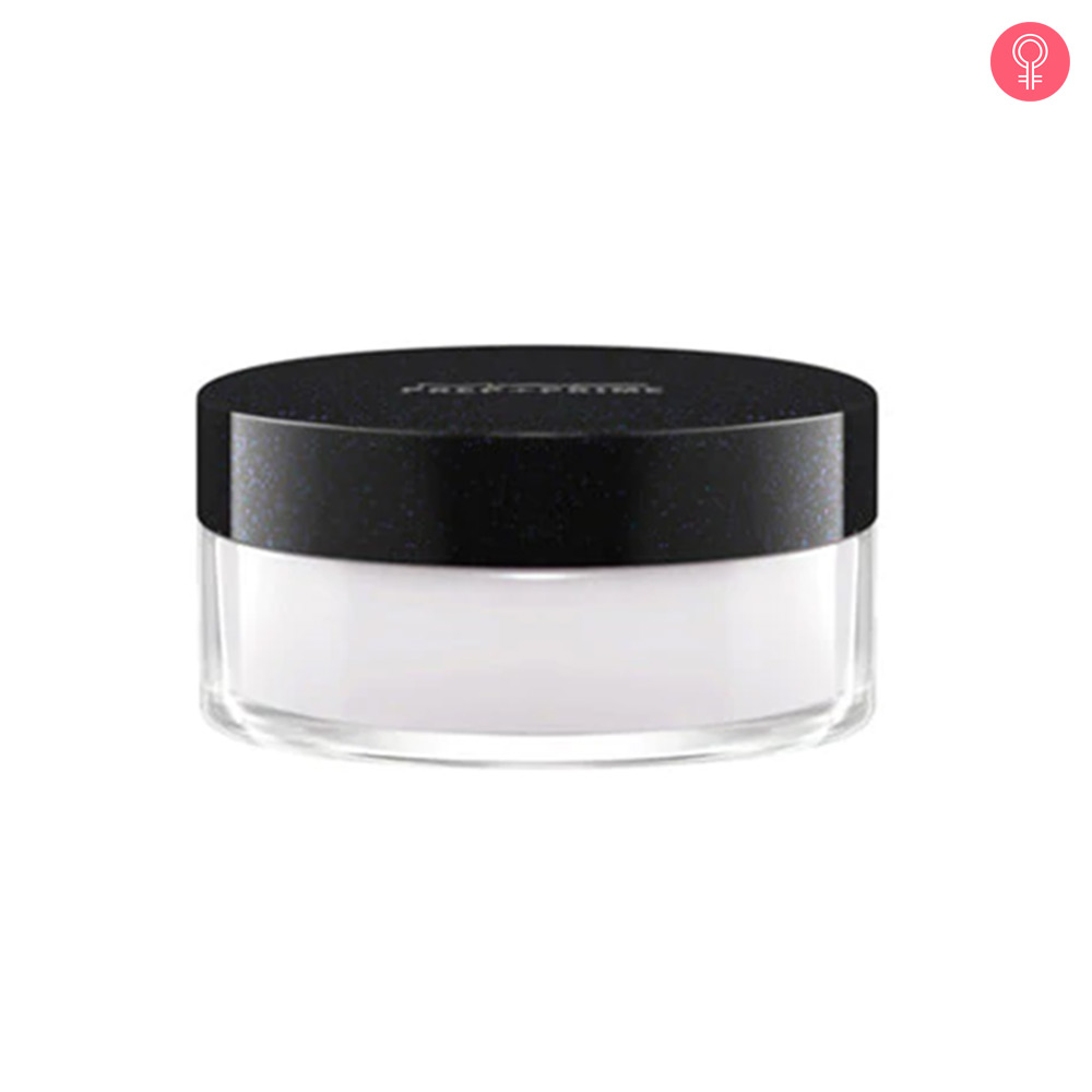 MAC Prep And Prime Transparent Finishing Powder