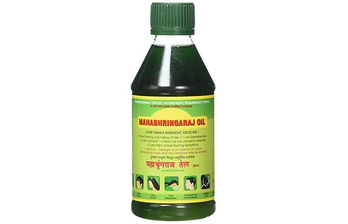 Mahabhringraj Ayurvedic Medicinal Oil