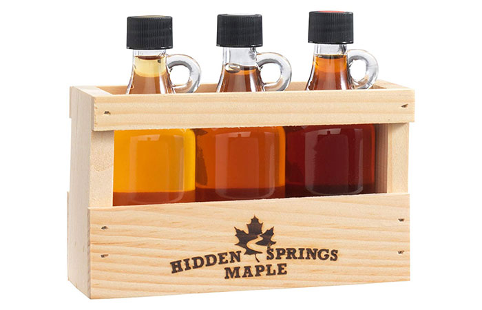 Maple Syrup Deluxe Sampler