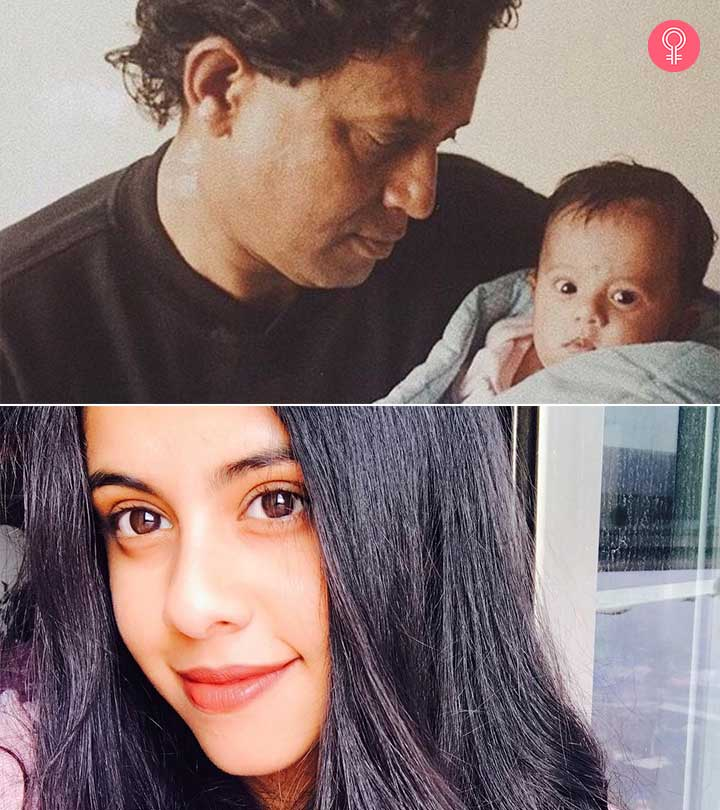 Mithun Chakraborty Rescued And Adopted This Baby Girl, Now She Is All Grown Up