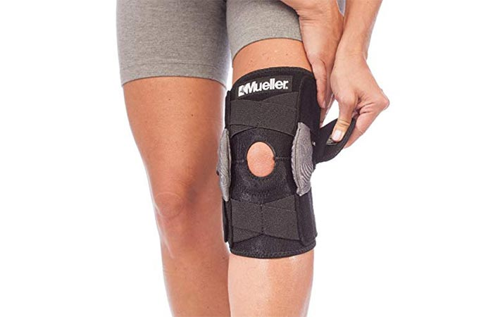 Mueller Sports Medicine Adjustable Hinged Knee Brace