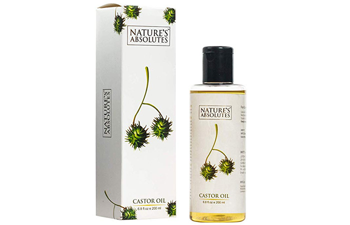 Nature's Absolutes Castor Oil