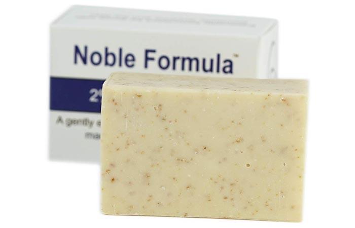 Noble Formula 2% Pyrithione Zinc Soap