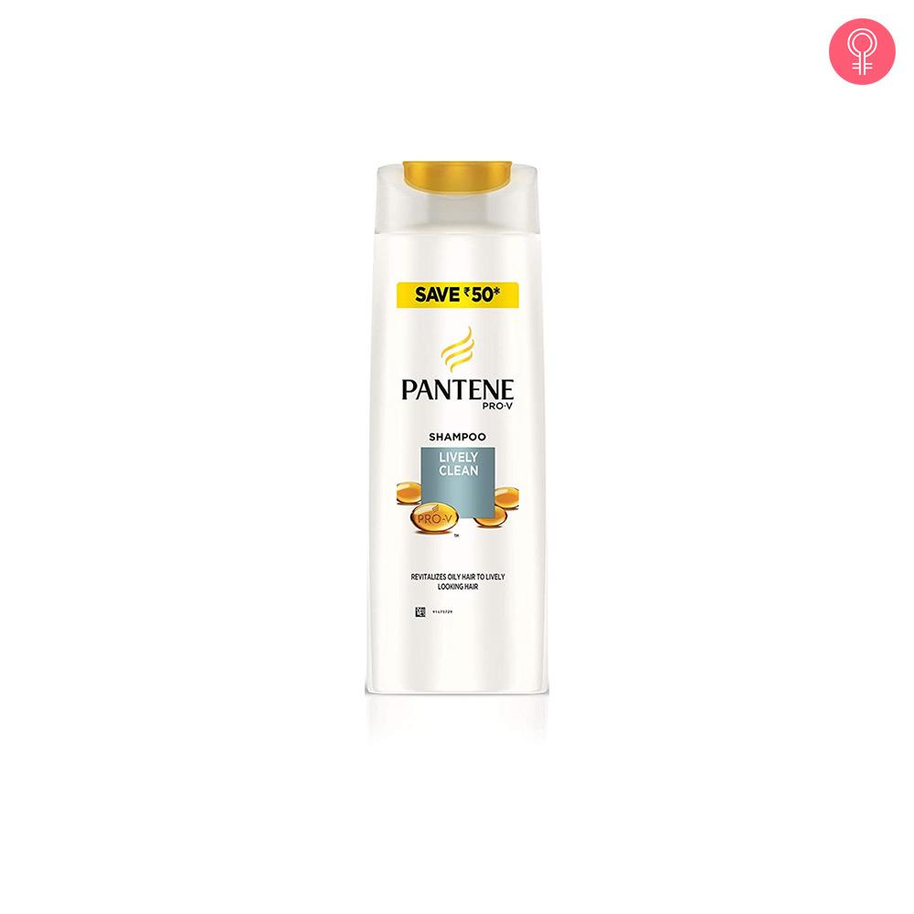 Pantene Pro-V Lively Clean Shampoo