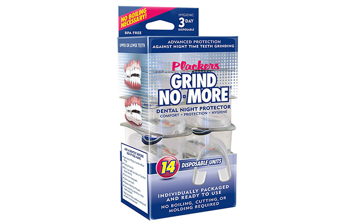Plackers Grind No More Dental