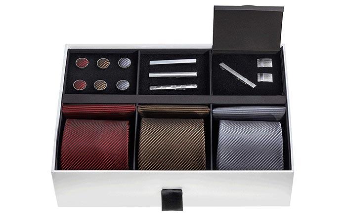 Premium Tie Set